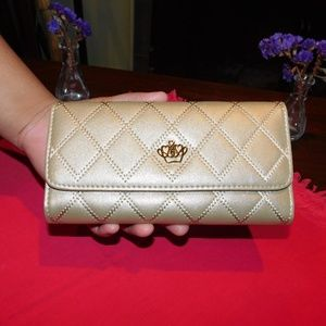 Handbags - Golf Crown Design faux leather wallet Wallet